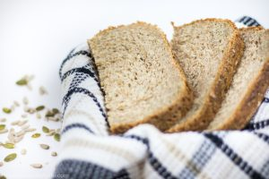 Best Vegan Sourdough Bread with the rye starter in Breadmaker