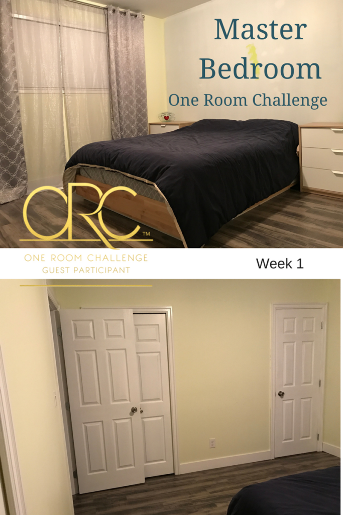 one room challenge master bedroom