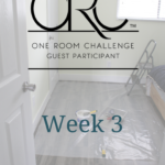 One Room Challenge – Master Bedroom Reinvention – Week 3