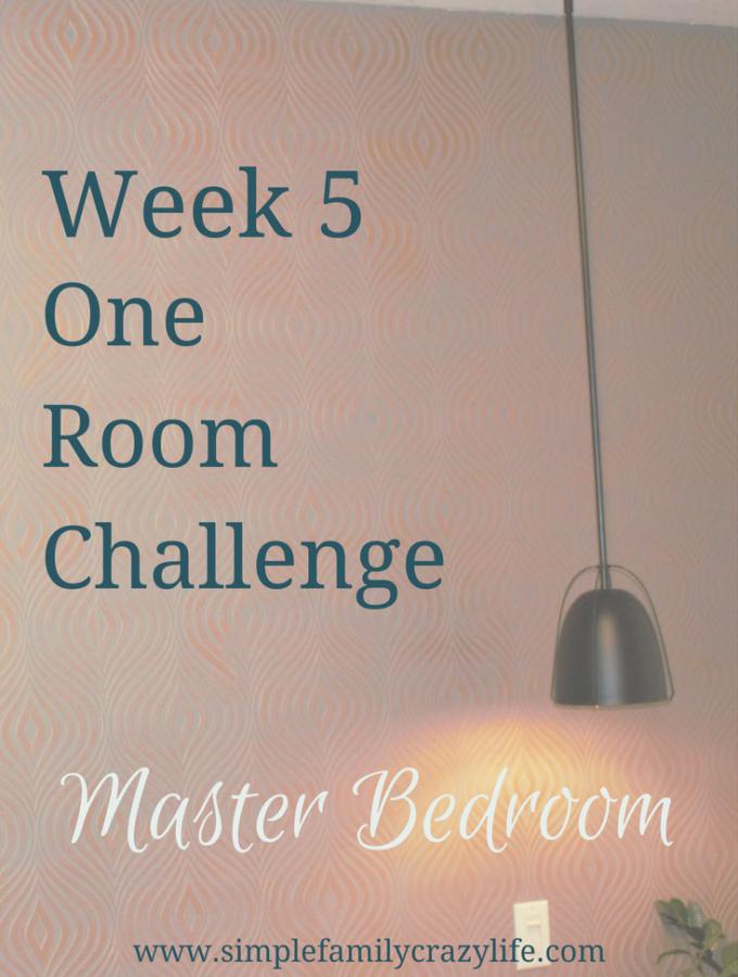 week 5 one room challenge