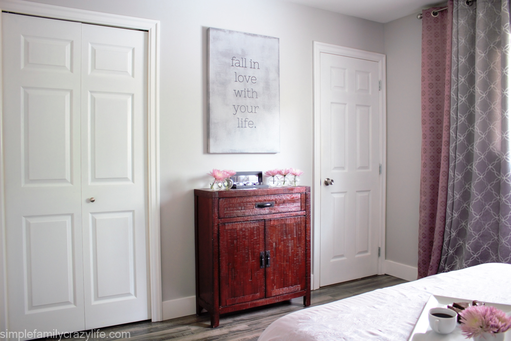 One Room Challenge Master Bedroom Renovation