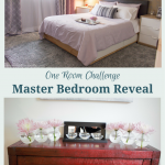 One Room Challenge Master Bedroom Renovations – Reveal
