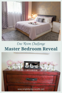 One Room Challenge Master Bedroom Renovations