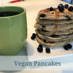 Vegan Pancakes – Nice and Easy