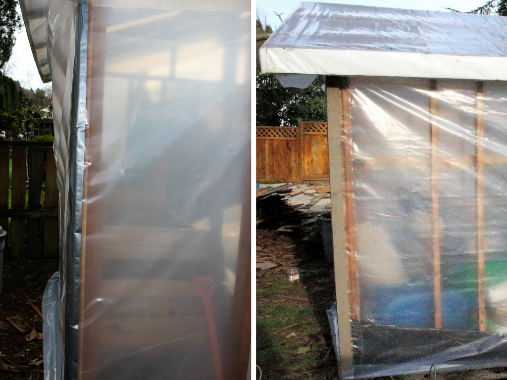 shed to greenhouse conversion