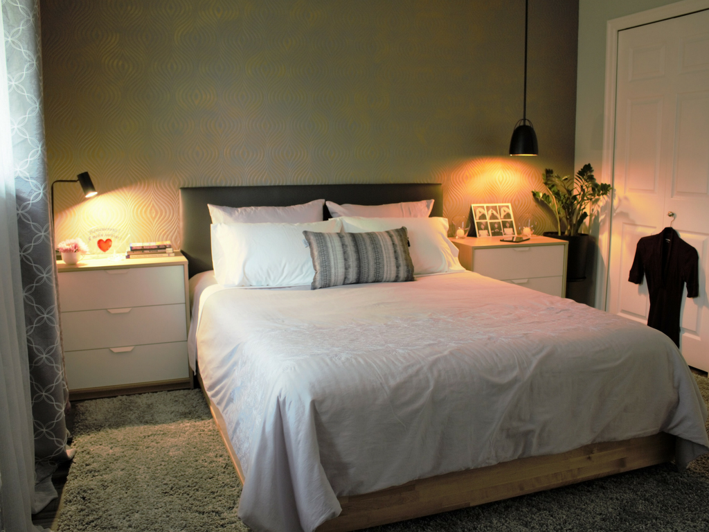 master bedroom reveal one room challenge