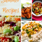 7 Easy Summer Recipes for Busy Moms (Vegan)