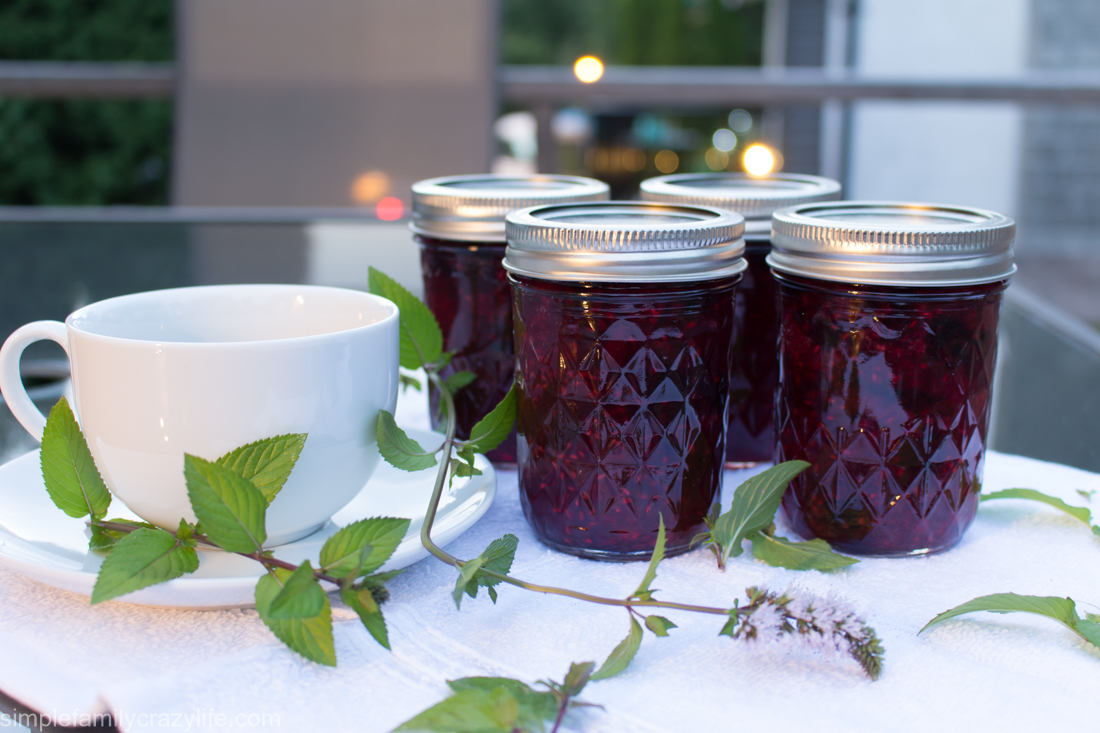 Raspberry-blueberry Jam Homemade-9Raspberry-blueberry Jam Homemade - es vegan living expensive