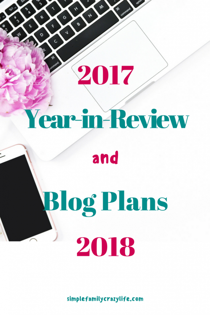 2017 year-in-review and blogging plans for 2018