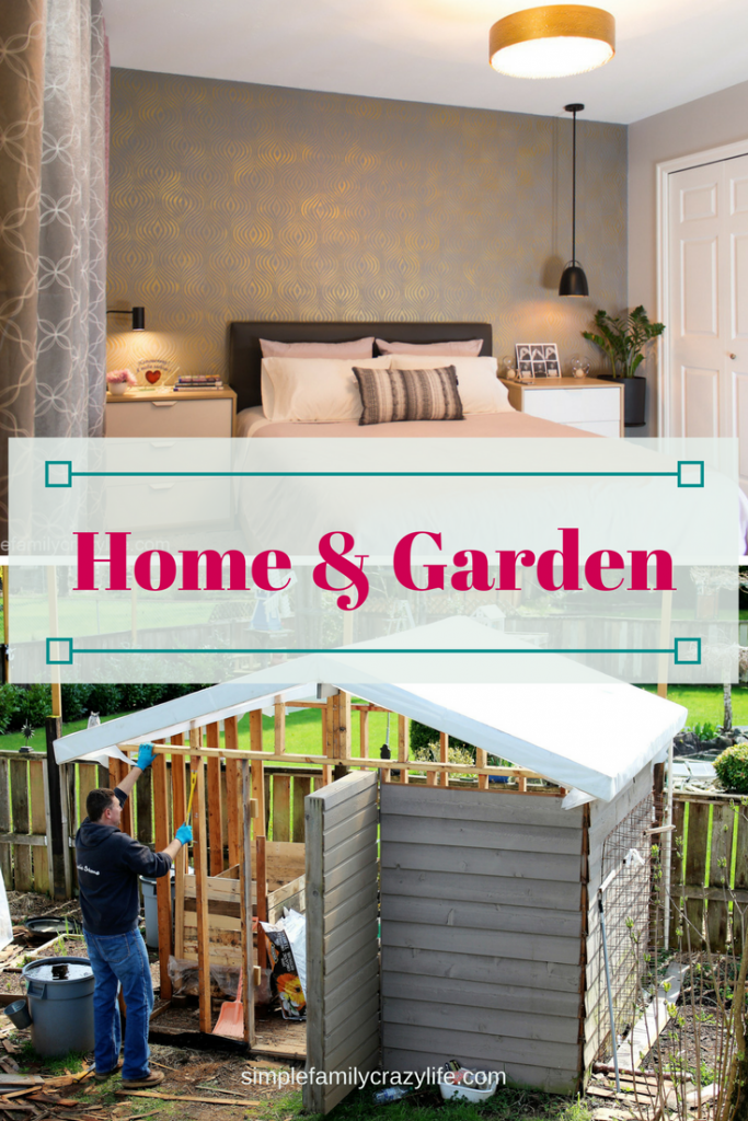 2017 year-in-review and blogging plans for 2018 - Home and Garden Projects