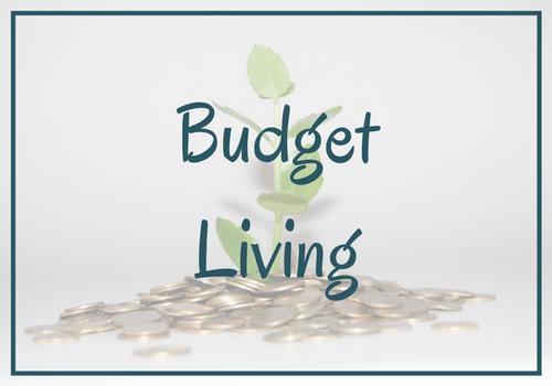 Budget Living