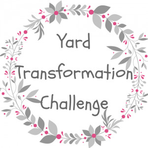 Yard Transformation Challenge Spring 2018 - Week 2
