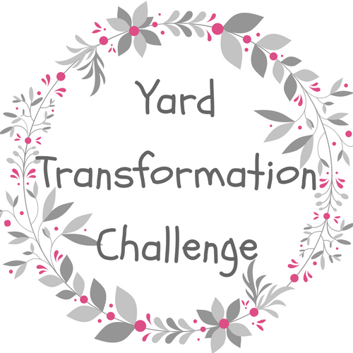 Yard Transformation Challenge Spring 2018 Week 2 - garden makeover bloggers event