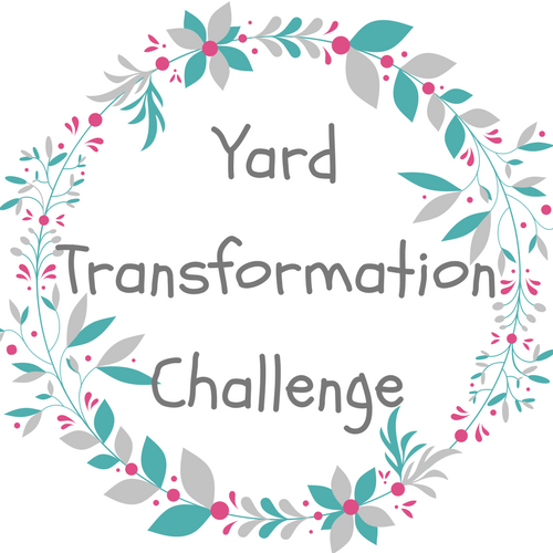 Yard Transformation Challenge Spring 2018 Reveal - check out the #beforeandafter #garden #makeover