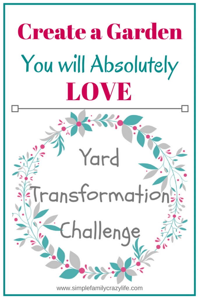 Yard Transformation Challenge Spring 2018 - Week 6 - #garden #makeover #DIYprojects