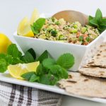Easy and Delicious Mediterranean Tabbouleh Salad